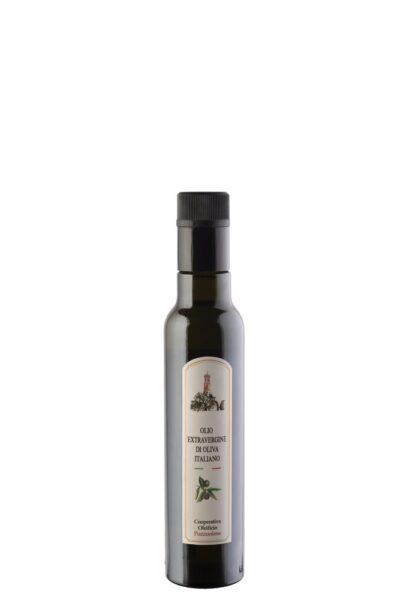 Olio Bottiglia 0,25 Litri - Oleificio Pozzuolese