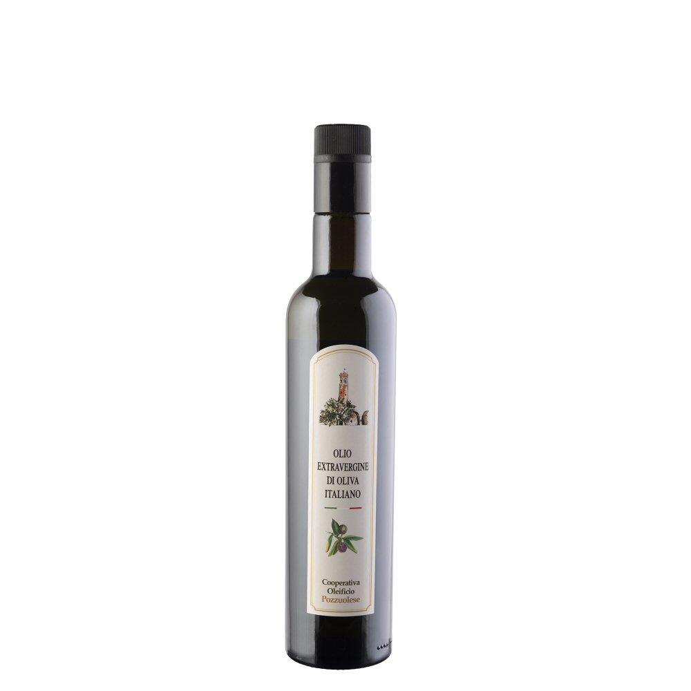 Olio Bottiglia 0,50 Litri - Oleificio Pozzuolese