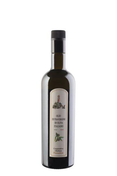 Olio Bottiglia 0,75 Litri - Oleificio Pozzuolese
