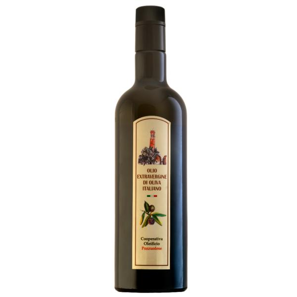 Olio Extra Vergine di Oliva Oleificio Pozzuolese bottiglia 0,75