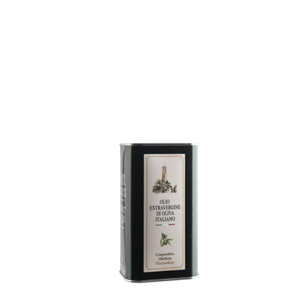 Olio Lattina 1 Litro - Oleificio Pozzuolese