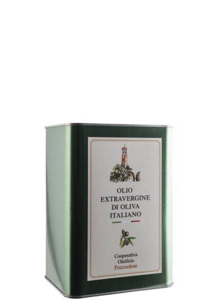 Olio Lattina 3 Litri - Oleificio Pozzuolese