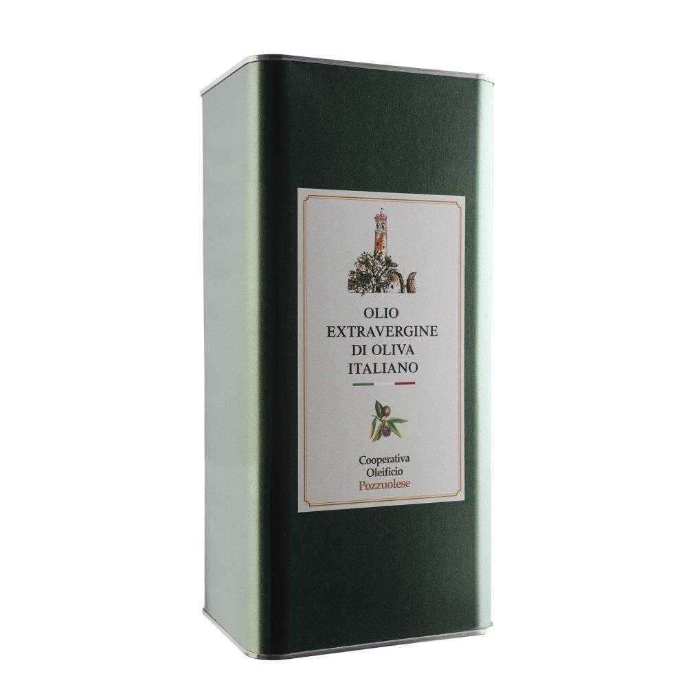 Olio Lattina 5 Litri - Oleificio Pozzuolese