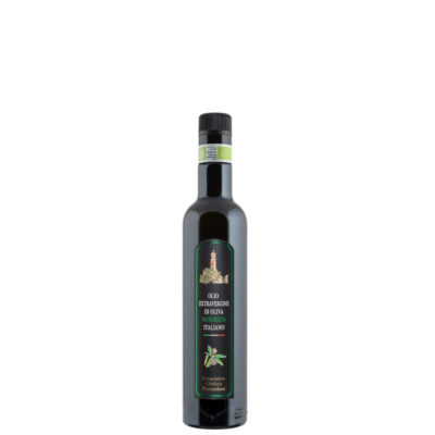 Olio Biologico 0,5 litri - Oleificio Pozzuolese